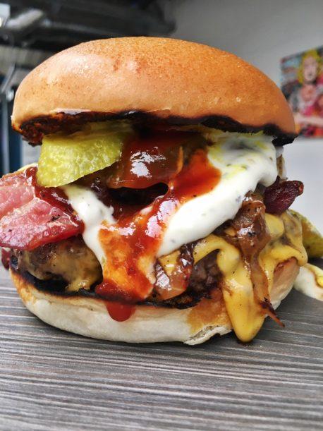 DTF Burger