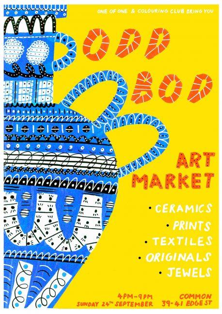 Odd bod art market