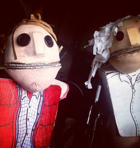 Pop-Up Puppet Cinema