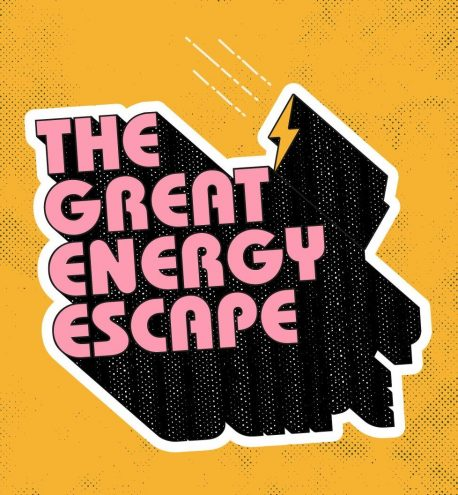 The Great Energy Escape