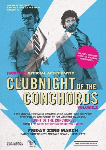 clubnight of the conchords