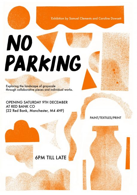 No parking free exhibition launch