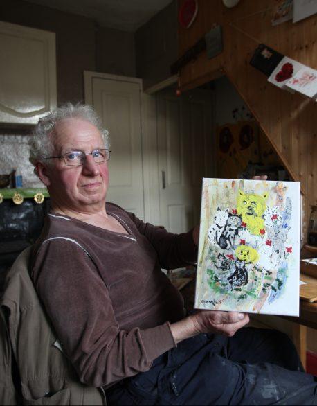 Peter Hodgson by Karen Guthrie