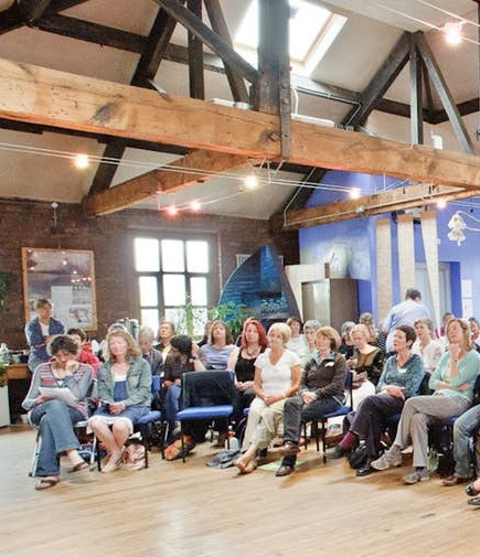 Castlefield Gallery seminar don't give up the day job