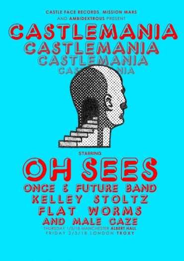 Castlemania Manchester 2018