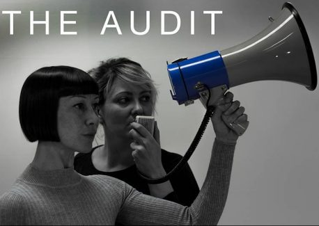 The Audit at The Lowry.