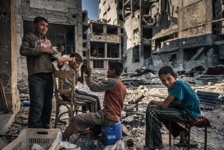 © Sergey Ponomarev for the New York Times Homs, Syria, 14 June 2014 Assad's Syria (2013-2014)