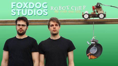 foxdog studios robot chef