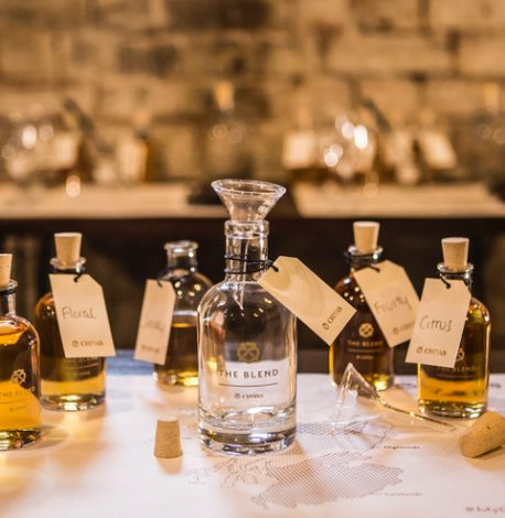 Chivas The Blend London 3 October 2017