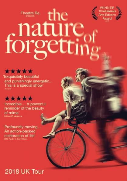 The Nature Of Forgetting poster
