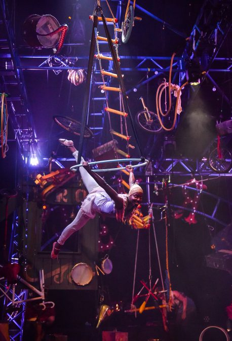 Summer of Circus, Worthing Theatre