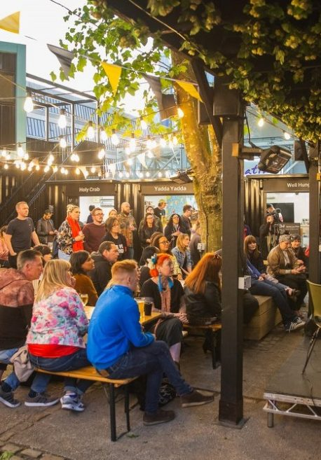 Free things to do in Manchester - Hatch BBQ