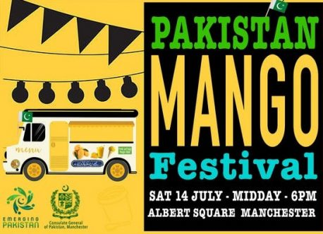 Free things to do in Manchester - Mango Festival