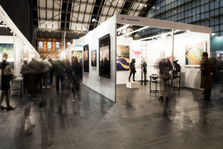 Manchester Art Fair 2018 Image 1