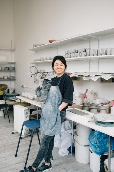 Eunmi Kim. Pic by Lauren Kallen