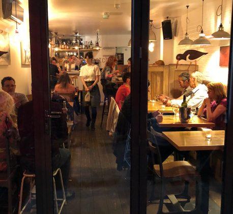 oystercatcher restaurant