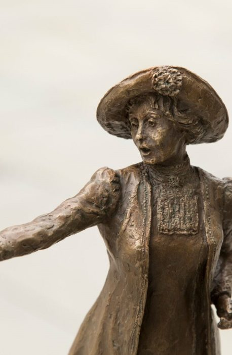 Free things to do in Manchester - Pankhurst