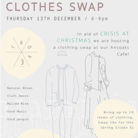 clothes swop