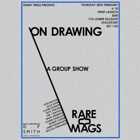 On Drawing Rare Mags