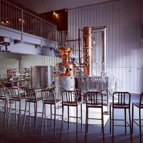 three rivers gin distillery