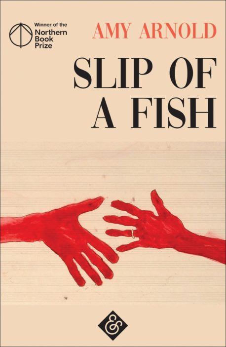 a slip of a fish by Amy Arnold