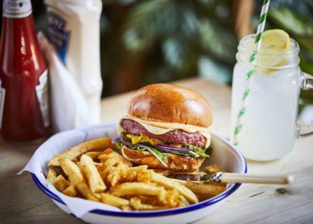 Honest Burgers Plant