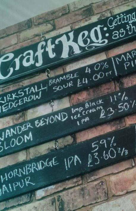 Free things to do in Manchester - First Draught