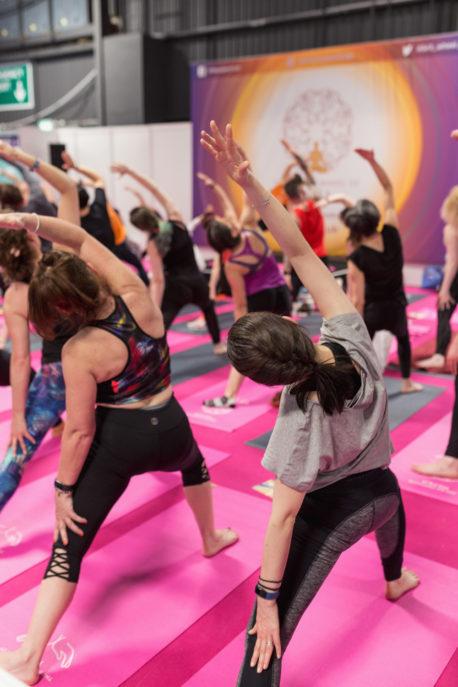 om yoga show