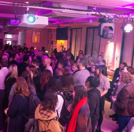 Free things to do in Manchester - MIF Spring Social