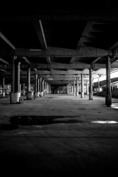 mayfield depot warehouse project