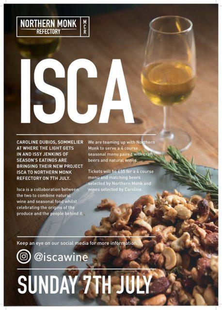 isca wine supper club