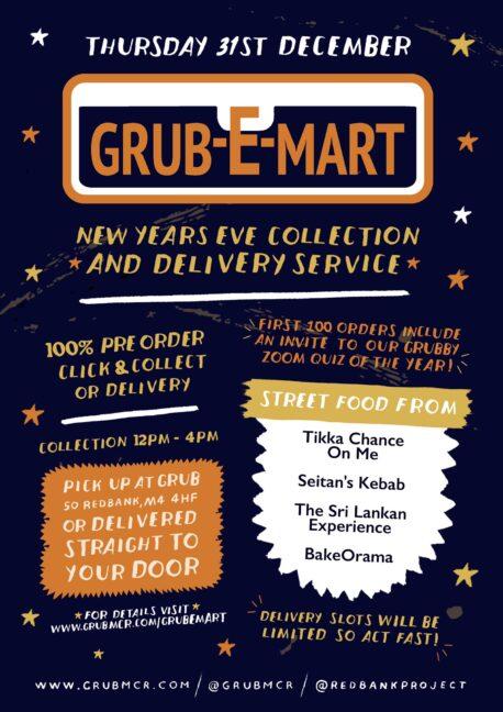 Grub-E-Mart