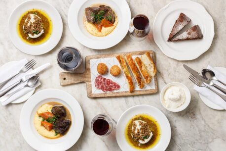 Cafe Murano at Home Italian Winter Feast