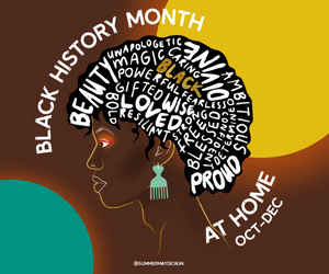 Black History Month at Home